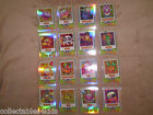Series 1 Moshi Monsters Mash Up! cards: pick your rainbow foil cards