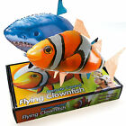 Air Swimmer Ranger Flying Shark Clownfish Remote Radio Control Toy Children Ball