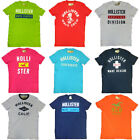 Hollister Random Lot of 5 Dudes Graphic Tshirt Tee Shirt S M L XL