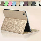 Diamond Texture Luxury For Apple ipad 2/3/4 & ipad-mini Smart Case