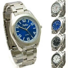 Reflex Gents quartz watch with Stainless Steel Bracelet FREE UK POST