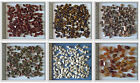50g TUMBLE STONES / SEMI PRECIOUS - Choose From Selection