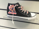 High Top Trainers Boots Shoes Personalised One Direction JLS Justin Bieber etc.