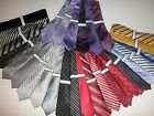 NWT $38 SADDLEBRED Mens Big & Tall Extra Long Dress Neck Tie