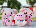 Plush toy stuffed doll lover pig McDull Valentine's birthday Christmas gift 1pc