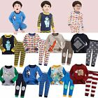 "2pcs NWT Vaenait Baby Toddler Kid's Boys Clothes Sleepwear Pajama""Must Have 8"""