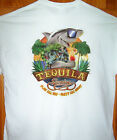 TEQUILLA SUNRISE SHARK T Shirt White Sz SM - 6XL  Play All Day Party All Night !