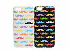 New Multiple Colorful Moustache Hard Plastic Phone Case Cover For Apple iPhone 5