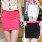 2013 New Stylish Simple Hip-wrapped Stretch OL Midi Pencil Skirt Slim Fitted HOT