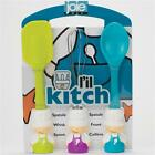 New Joie L'il Kitch Utensil Sets U Pick Little Kitchen Spatula Whisk Rolling Pin