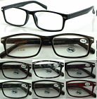 L363 Reading Glasses Classic Style Design Spring Hinges +225+250+275+300+350+400