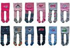 THERMO STRUMPFHOSE Frottee Winter warm °ToLLe DeSiGnS° Baby Kinder Baumwolle NEU
