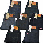 Levis 527 Jeans Slim Boot Cut Mens Bootcut Dark Light Medium 29 30 32 33 34 36
