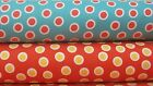 In the beginning 100% cotton Patchwork Quilting Fat Quarter FQ SPOTS