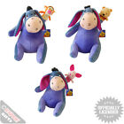 Eeyore with Winnie the Pooh Piglet Tigger hand puppet Soft Toy Disney plush gift