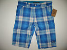 NIKE 976050 BOYS PLAID BOARDWALK SHORT - SELECT YOUR YOUTH SIZE - NEW