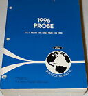 1996 FORD PROBE Factory Service Manual Dealer - SE GT Original Shop Repair Bood