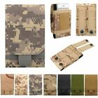 Military Style Mobile Phone Carrying Bag Case Pouch Pocket with Velcro F Outdoor