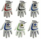 Mens All Weather Golf Glove + Novelty Ball Marker