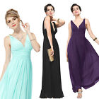 Ever Pretty Long Bridesmaid Party Evening Formal Prom Dresses 09016 UK Size 6-18
