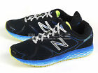 New Balance NB M980BB 2E Mens Breathable Lightweight Running Black/Blue Sneakers