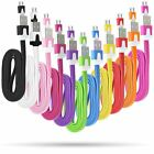 1M 2M 3M FLAT NOODLE MICRO USB CHARGER CABLE FOR GOOGLE LG NEXUS: 7 4 10 ONE S G