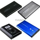 "Portable USB 2.0 SATA 2.5"" External Hard Disk Drive HDD Case Box Enclosure New"