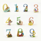 Beatrix Potter Number Figurines 0 1 2 3 4 5 6 7 8 9 use for Cake Toppers