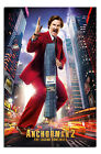 Anchorman 2 Ron Burgundy Poster New - Laminated Available