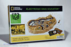 Electronic Dino Xcavator National Geographic 2005 w NEW Parts(read description)