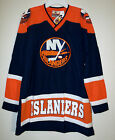 New York  ISLANDERS  Youth Hockey Jersey 8 10-12 14-16 18 S M L  XL NWT Blue $29.99 USD on eBay