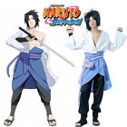 Sasuke Uchiha 3rd Stylish whole set Style Men Women Anime Cosplay Costume Gift