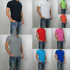NWT HOLLISTER By Abercrombie 2014 Men Muscle Slim Fit  Wipeout Beach Polo Shirt