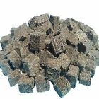 Small Cubes Freeze Dried California Blackworms, Discus, Cichlids, Fish Foods