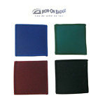 PARA DZ FLASH - 1 2 3 4 PARA- MAROON, BLUE, GREEN, BLACK - NEW 60X60 MM PATCHES