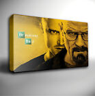 BREAKING BAD Canvas - PREMIUM Quality Framed Print  *Choose your size