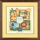 Dimensions  Baby Birth Record Counted Cross Stitch Craft Kit SELECT YOUR DESIGN!