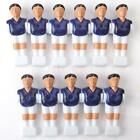 11Pcs Foosball table Men Player Figure Tournament Soccer Table FOOTBALL Fussball