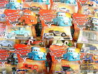 DISNEY PIXAR CARS - MANY TO CHOOSE FROM - ALL MOC! A