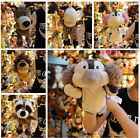New plush toy doll Nici forest animal stereoscopic hand puppet birthday gift 1pc