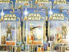 STAR WARS SAGA 2002 - 2003 CARDED FIGURES - MANY TO CHOOSE FROM ALL MOC ! B2