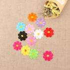 20pcs Eleven color flower Embroidered cloth patch iron or sewing on Appliques