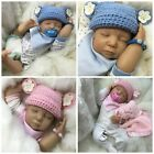 "NEW BABIES REBORN BABY REALISTIC 22"" BIG NEWBORN DOLLS JACK OR LIBBY FAKE BABIES"