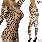 Open Crotch,Crotchless Fishnet Bodysuit/Bodystocking,Thong,Sell Individually