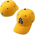 Zephyr Arizona State Sun Devils DH Fitted Hat - Gold
