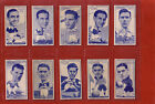 Carreras  1951 Turf Famous Footballers Cards -Select From Below