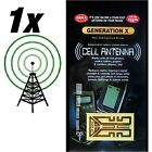 New- Universal Gen x Antenna Signal Booster Smartphone Cell Phone iPhone Samsung