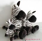 Plush toy stuffed doll NICI Zebra Hippotigris Dolichohippus Equus burchellii 1pc