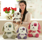 Plush toy stuffed doll dog doggy big eye ear pillow cushion birthday gift 1pc