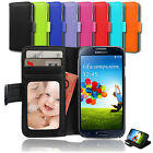 Wallet Leather Case Cover for Samsung Galaxy S5 4G LTE G900 G900F G900I